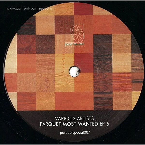 various artists - parquet most wanted ep 6