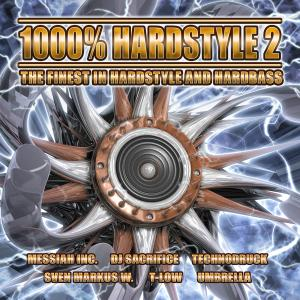 various - 1000 per cent hardstyle vol.2