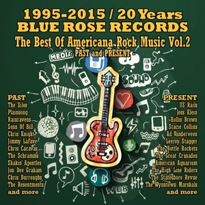 various - 20 years blue rose records-past & presen