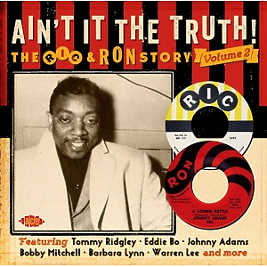 various - ain't it the truth! the ric & ron story