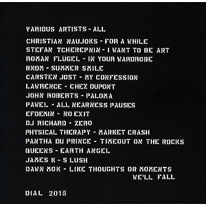 various - all (15 years of dial records)