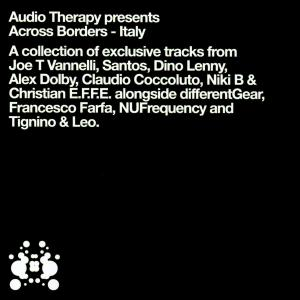 various - audio therapy - across borders - italy