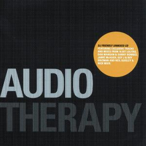 various - audio therapy-spring/summer 2007