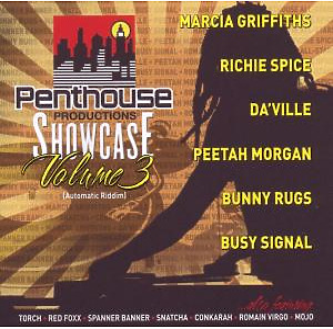 various - automatic riddim (penthouse showcase 3)