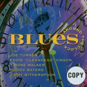 various - blues around the clock