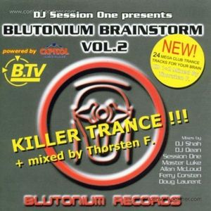 various - blutonium brainstorm vol. 2