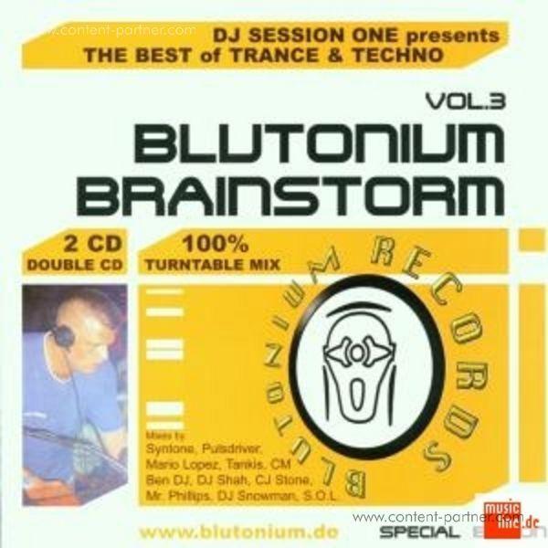 various - blutonium brainstorm vol. 3