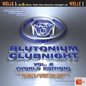various - blutonium clubnight vol. 2