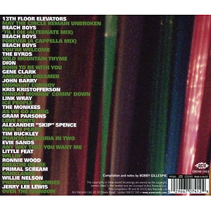 various - bobby gillespie presents sunday mornin c (Back)
