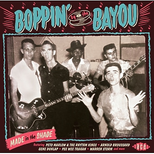 various - boppin' by the bayou-made in the shade