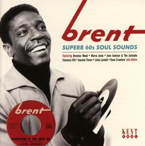 various - brent-superb 60s soul sounds