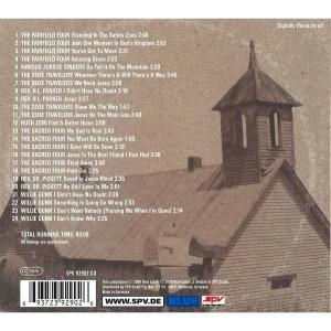 various - bullet records gospel (Back)