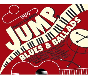 "various - bullet records ""jump,blues & ballads"""