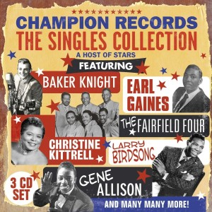 various - champion records