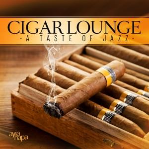 various - cigar lounge-a taste of jazz