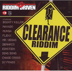 various - clearance (riddim driven)