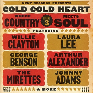 various - cold cold heart-where country meets soul