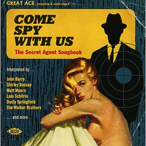 various - come spy with us-the secret agent songbo