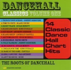 various - dancehall classics volume one