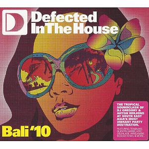various - defected in the house: bali 10