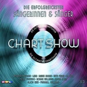 various - die ultimative chartshow-s?ngerinnen & s