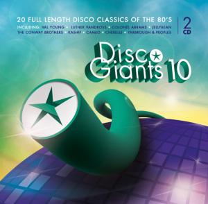 various - disco giants vol.10