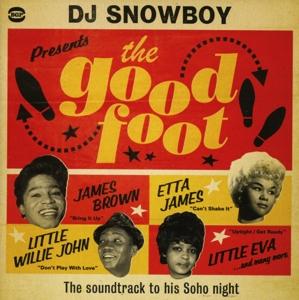 various - dj snowboy presents the good foot-soundt