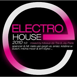 various - electro house-get shaky!