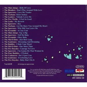 various - essential doo wop-the bells of love (Back)
