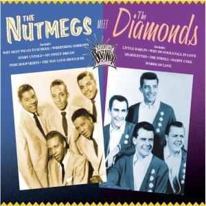 various - essential doo wop-the nutmegs meet the d