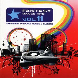 various - fantasy dance hits vol.11