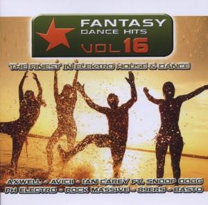 various - fantasy dance hits vol.16