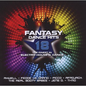 various - fantasy dance hits vol.18