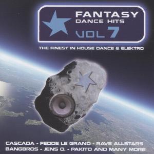 various - fantasy dance hits vol.7