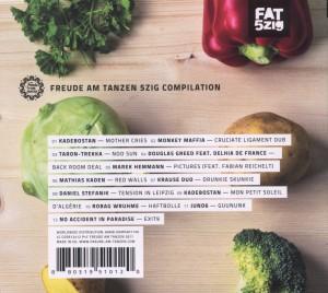 various - freude am tanzen 5zig compilation (Back)