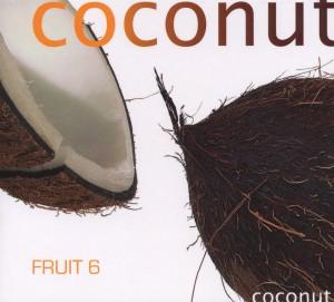 various - fruit 6-coconut