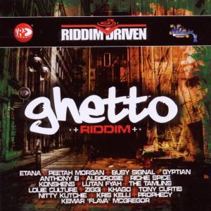 various - ghetto (riddim driven)