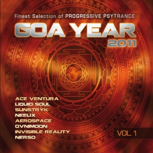 various - goa year 2011-vol.1-finest selection of