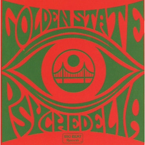 various - golden state psychedelia