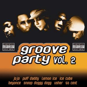 various - groove party vol.2