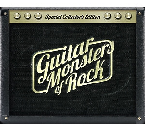 various - guitar monsters of rock