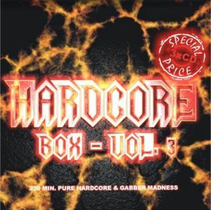 various - hardcore box vol.3