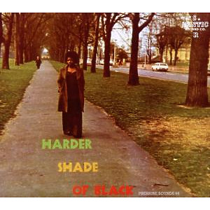 various - harder shade of black