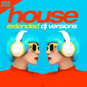 various - house: extended dj versions