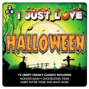 various - i just love halloween