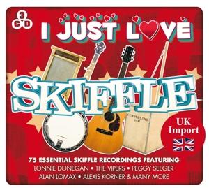 various - i just love skiffle