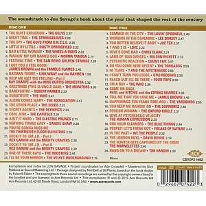 various - jon savage 1966-the year the decade expl (Back)