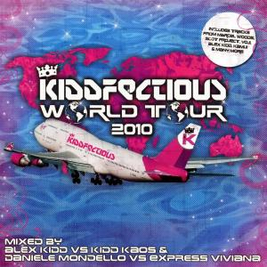 various - kiddfectious world tour album