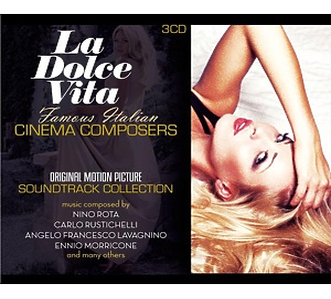 various - la dolce vita-famous italian cine
