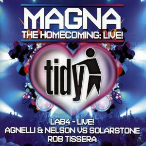 various - magna-the homecoming:live!